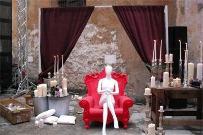 Design of love Poltrona queen of love Bianco vendita online ...